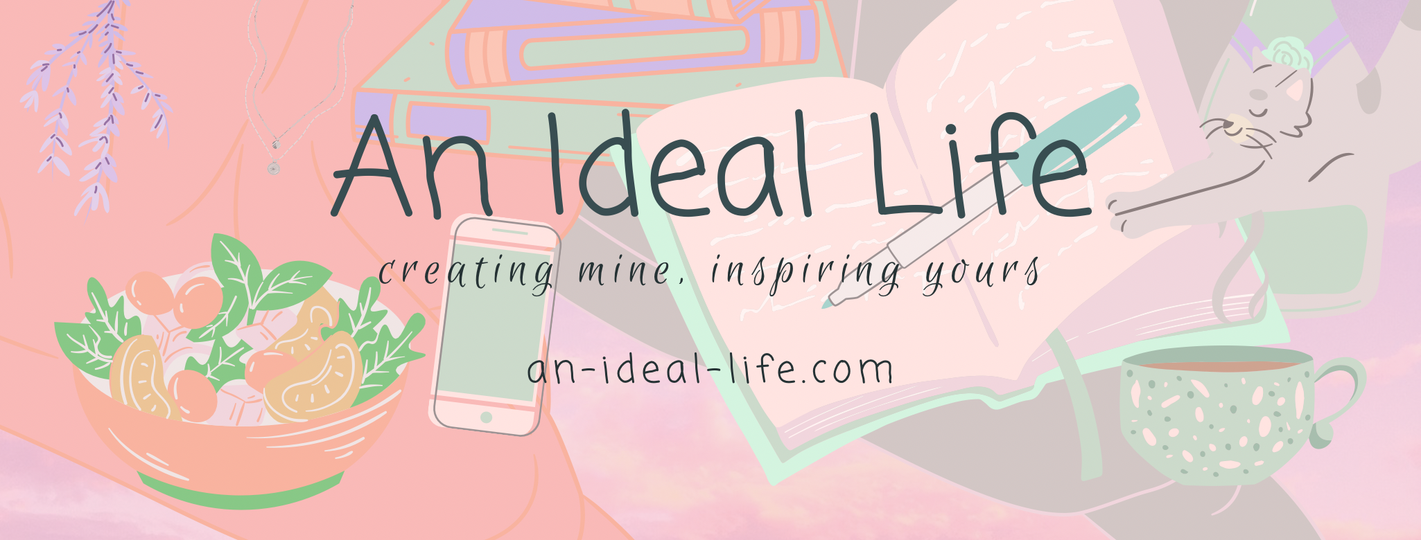 Archive An Ideal Life banner