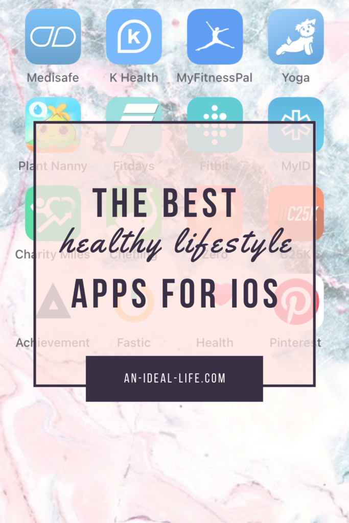 Healthy Lifestyle Apps