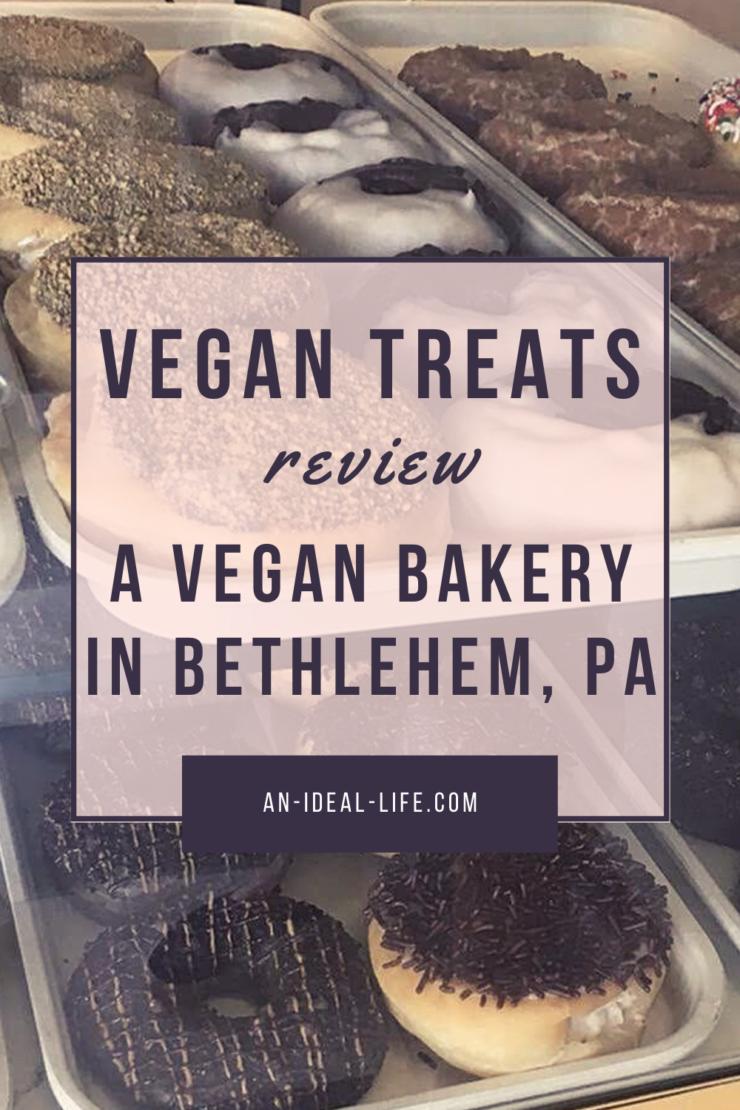 Vegan Treats Review (A Vegan Bakery in Bethlehem, PA)