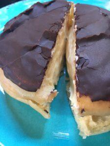 boston creme donut
