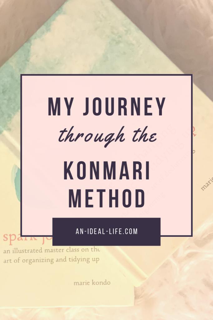 My Journey Through the KonMari Method