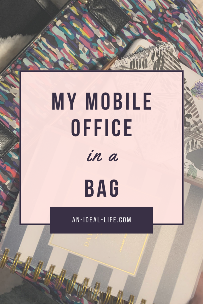 My Mobile Office in a Bag